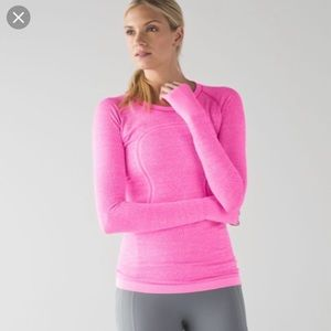 Lululemon Swiftly longsleeve